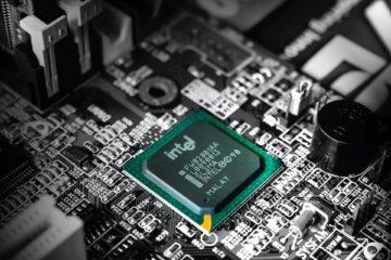 Intel Kennzahlenanalyse
