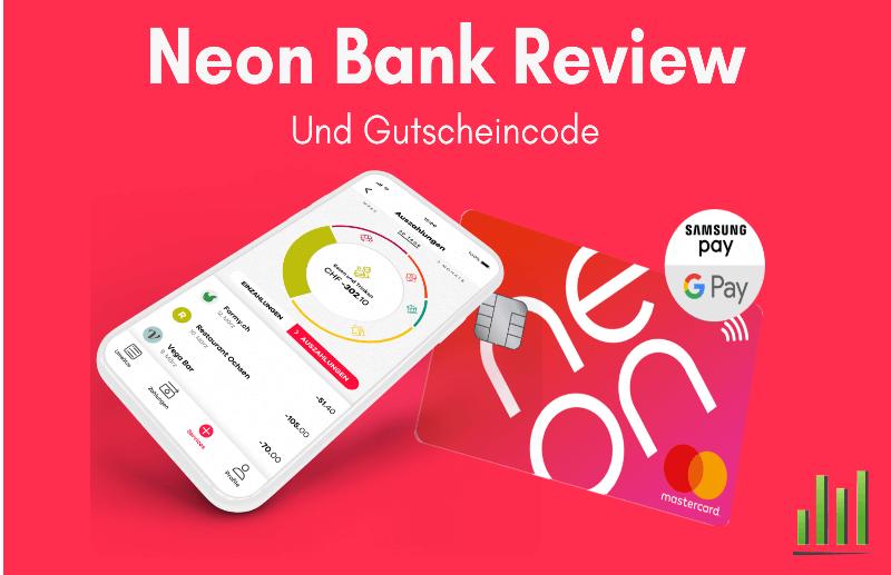 Neon Bank Erfahrungen
